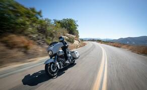 Harley-Davidson Touring 2020 - Testfahrt in Kalifornien Bild 2 Harley-Davidson CVO Street Glide 2020