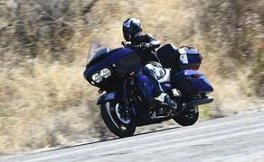Harley-Davidson Touring 2020 - Testfahrt in Kalifornien Bild 7 Harley-Davidson Road Glide Limited 2020
