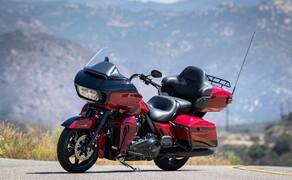 Harley-Davidson Touring 2020 - Testfahrt in Kalifornien Bild 8 Harley-Davidson Road Glide Limited 2020
