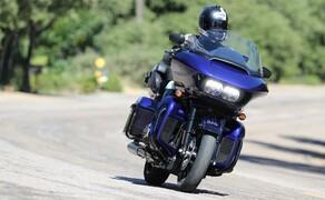 Harley-Davidson Touring 2020 - Testfahrt in Kalifornien Bild 9 Harley-Davidson Road Glide Limited 2020