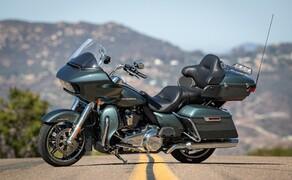 Harley-Davidson Touring 2020 - Testfahrt in Kalifornien Bild 5 Harley-Davidson Road Glide Limited 2020