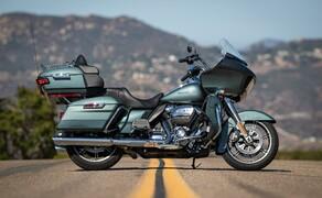 Harley-Davidson Touring 2020 - Testfahrt in Kalifornien Bild 14 Harley-Davidson Road Glide Limited 2020