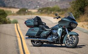 Harley-Davidson Touring 2020 - Testfahrt in Kalifornien Bild 15 Harley-Davidson Road Glide Limited 2020