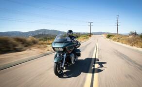 Harley-Davidson Touring 2020 - Testfahrt in Kalifornien Bild 6 Harley-Davidson Road Glide Limited 2020
