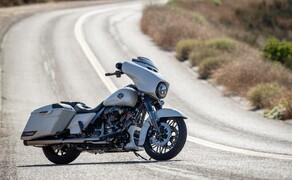 Harley-Davidson Touring 2020 - Testfahrt in Kalifornien Bild 10 Harley-Davidson CVO Street Glide 2020
