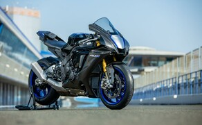 Yamaha YZF-R1 und R1M 2020 Test Bild 20 Die Yamaha YZF-R1M 2020
