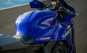 Yamaha YZF-R1 und R1M 2020 Test Bild 5 Die Yamaha YZF-R1 2020