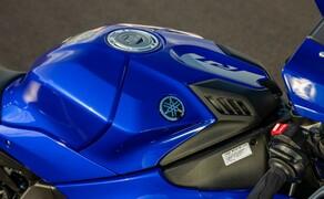 Yamaha YZF-R1 und R1M 2020 Test Bild 6 Die Yamaha YZF-R1 2020