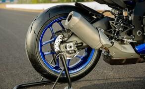 Yamaha YZF-R1 und R1M 2020 Test Bild 9 Die Yamaha YZF-R1 2020