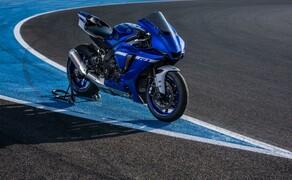 Yamaha YZF-R1 und R1M 2020 Test Bild 7 Die Yamaha YZF-R1 2020