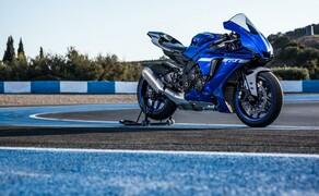 Yamaha YZF-R1 und R1M 2020 Test Bild 1 Die Yamaha YZF-R1 2020