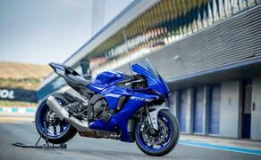 Yamaha YZF-R1 und R1M 2020 Test Bild 19 Die Yamaha YZF-R1 2020