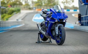 Yamaha YZF-R1 und R1M 2020 Test Bild 8 Die Yamaha YZF-R1 2020