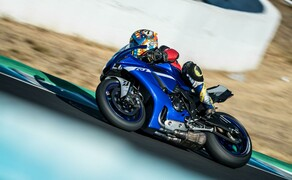 Yamaha YZF-R1 und R1M 2020 Test Bild 11 Die Yamaha YZF-R1 2020