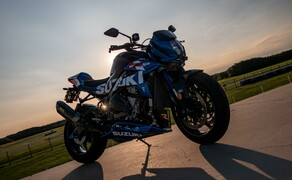 Suzuki Virus 1000 R Tune-Up Bild 1