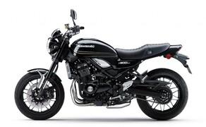 Kawasaki Z900RS und Z900RS Cafe Farben 2020 Bild 2 Metallic Spark Black (Schwarz)