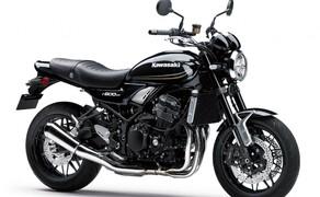 Kawasaki Z900RS und Z900RS Cafe Farben 2020 Bild 3 Metallic Spark Black (Schwarz)