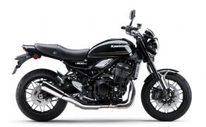 Kawasaki Z900RS und Z900RS Cafe Farben 2020 Bild 4 Metallic Spark Black (Schwarz)