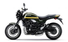 Kawasaki Z900RS und Z900RS Cafe Farben 2020 Bild 5 Candytone Green (Grün)