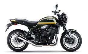 Kawasaki Z900RS und Z900RS Cafe Farben 2020 Bild 7 Candytone Green (Grün)