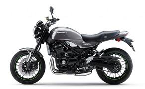 Kawasaki Z900RS und Z900RS Cafe Farben 2020 Bild 8 Metallic Graphite Gray (Grau)