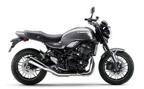 Kawasaki Z900RS und Z900RS Cafe Farben 2020 Bild 10 Metallic Graphite Gray (Grau)