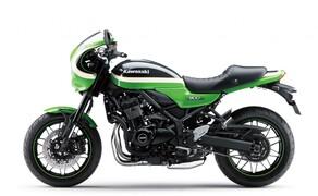 Kawasaki Z900RS und Z900RS Cafe Farben 2020 Bild 11 Vintage Lime Green (Grün)