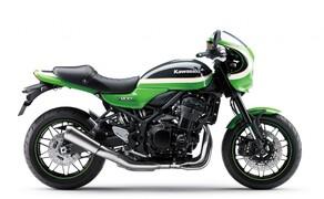 Kawasaki Z900RS und Z900RS Cafe Farben 2020 Bild 13 Vintage Lime Green (Grün)