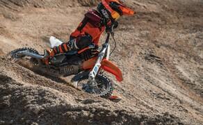 KTM SX-E 5 2020: Elektro Motocross für Kinder Bild 10