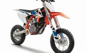 KTM SX-E 5 2020: Elektro Motocross für Kinder Bild 3