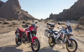 Honda CRF1100L Africa Twin 2020 Bild 16 Honda CRF1100L Africa Twin und CRF1100L Africa Twin Adventure Sports