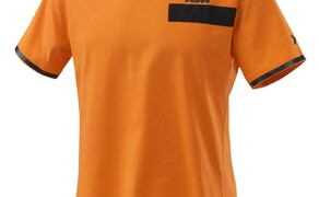 KTM PowerWear Casual 2020 Kollektion Bild 12 KTM PURE TEE ORANGE