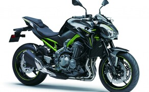 """Motorrad Zulassungen Deutschland - Top 10 Bild 15 Am Stockerl finden wir gleich noch einmal die Grünen aus Japan, die Preis-Leistungs-Granate <a href=""""/testbericht-3004761-kawsasaki-z900-reise-durch-die-alpen-2018"""">Kawasaki Z 900</a> holt sich Rang 3."""