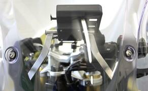 Hornig Zubehör für BMW R1250R und R1250RS Bild 3 GPS Halterung
