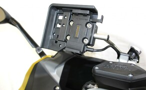 Hornig Zubehör für BMW R1250R und R1250RS Bild 4 GPS Halterung