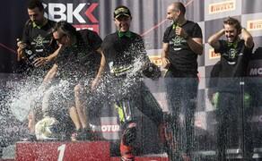Jonathan Rea gewinnt fünften Weltmeister Titel Bild 12