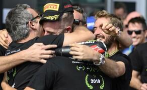 Jonathan Rea gewinnt fünften Weltmeister Titel Bild 15