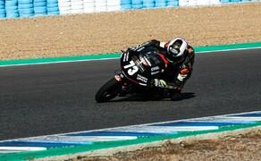 Aufholjagt für Maximilian Kofler in Jerez Bild 5