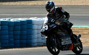 Aufholjagt für Maximilian Kofler in Jerez Bild 10