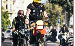 """The Distinguished Gentleman's Ride 2019 Wien Bild 15 ©Georg Aufreiter, <a href=""""https://www.facebook.com/motographer.at/"""">www.motographer.at</a>"""