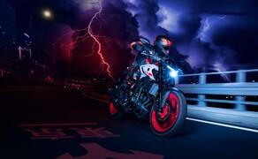 Yamaha MT-03 2020 Bild 11