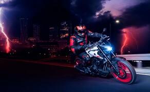 Yamaha MT-03 2020 Bild 17