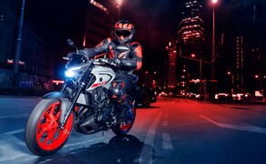 Yamaha MT-03 2020 Bild 19
