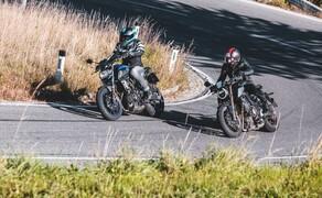Yamaha MT-07 SP vs. Honda CB650R Vergleich Bild 6