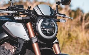 Yamaha MT-07 SP vs. Honda CB650R Vergleich Bild 9