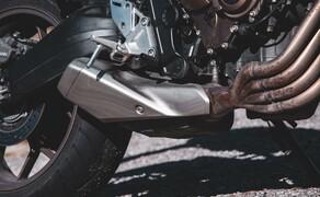 Yamaha MT-07 SP vs. Honda CB650R Vergleich Bild 10