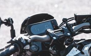 Yamaha MT-07 SP vs. Honda CB650R Vergleich Bild 11