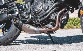 Yamaha MT-07 SP vs. Honda CB650R Vergleich Bild 17