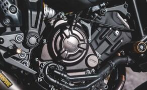 Yamaha MT-07 SP vs. Honda CB650R Vergleich Bild 19