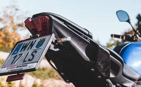 Yamaha MT-07 SP vs. Honda CB650R Vergleich Bild 20